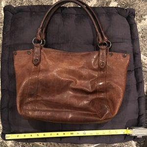 Frye Washed Leather Bag